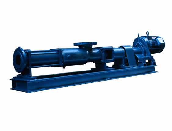 单螺杆泵1